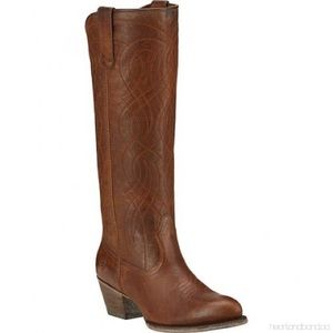 ARIAT COWGIRL BOOTS SINGSONG STYLE EUR 40